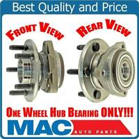 Front Hub Bearing Ford Ranger for Mazda B3000 B4000 4 Wheel Drive Rear Abs 2000