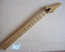 Electric Guitar Neck  24 Fret Maple Parts Replacement