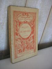 Raoul Postel : le SAHARA sol, productions et habitants 1883