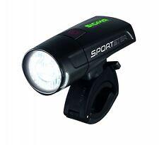 Beleuchtung Scheinwerfer LED SIGMA Sportster Batterie-Frontlicht 30Lux 070-28015