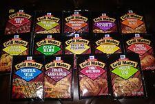 McCormick Grill Mates Marinade Variety Packs (14 Packs)