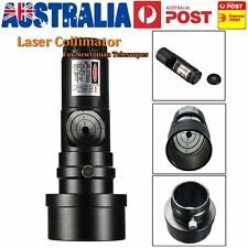 "AU 7 Bright Level 1.25"" Laser Collimator + 2"" Adaptor For Newtonian Telescopes"
