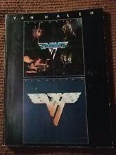 Van Halen 1 And 2 Songbook