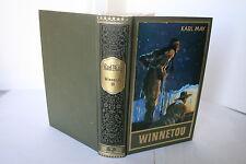 Karl May Bamberg - Band 9 Winnetou III TOP Exemplar