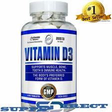 Vitamin D3 Liposomal Delivery  2000 IU 100Tbs by Hi-Tech Pharmaceuticals
