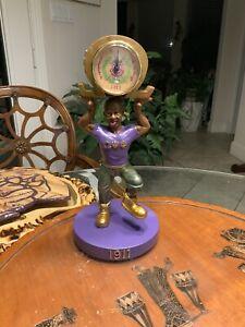 "Omega Psi Phi ""The Stepper"" Clock"