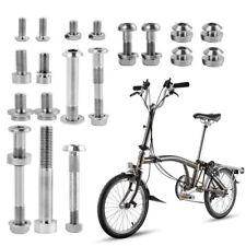RockBros Titanium Ti Screws Set Bolts Set For Brompton Folding Bike