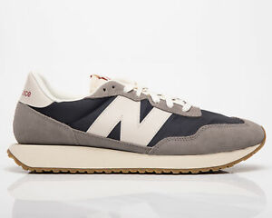 New Balance 237 Men's Marblehead Black Casual Athletic  Lifestyle Sneakers Shoes