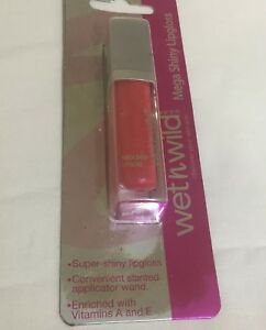 X23 New Seal Pack Bundle Of Wet n Wild Lipgloss+9 Wildshine Nail Colour. 30+ Pcs