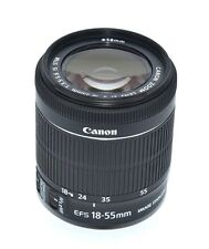 Canon EF-S 18-55mm f3.5-5.6 IS STM Lens 18-55/3.5-5.6 EFS