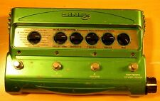 Line 6 DL4 Delay Guitar Effect Pedal with expression pedal mod.