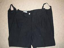 NEW Cap Ferrat Jean & Stretch Stirrup 11/12 petite black