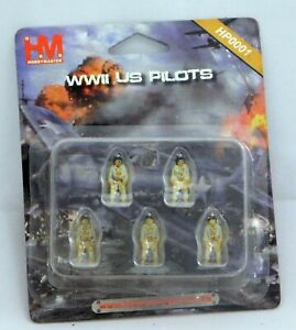 Hobby Masters WWII US Pilots