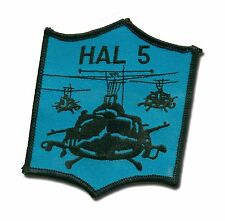US Navy HAL-5 Helicopter Patch UH-1   L227