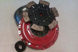 FOR VW GOLF G60 FLYWHEEL AND 6 PADDLE VR6 HEAVY DUTY CLUTCH KIT