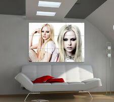 Avril Lavigne giant music photo wall poster art qa502