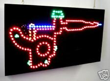 New TATTOO GUN Led neon sign with Real Animation