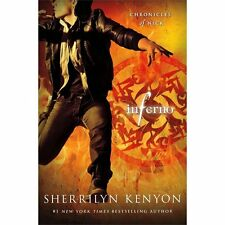 NEW Inferno Chronicles of Nick Book 4 by Sherrilyn Kenyon 2013 Hardcover Series