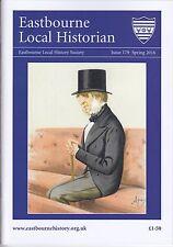 7th Duke Devonshire. Lou McMahon. Harry Ward. Eastbourne Historian co.912