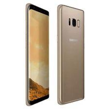 Samsung Galaxy S8+ Plus G955FD Duos 4G LTE 64GB Maple Gold New