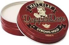 DAPPER DAN Matt Clay Strong Hold Pomade 100ml, Fantastic Product, Scratch N dent