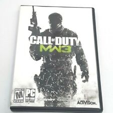 Call of Duty Modern Warfare 3 PC DVD-ROM Software 2011