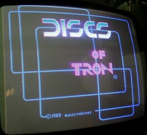 DISCS OF TRON ENVIRONMENTAL - Midway Arcade - SUPER SOUND I/O PCB w/ PANNING -