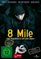 8 MILE-JEDER AUGENBLICK IST EINE NEUFE CHANCE - EMINEM,KIM BASINGER DVD NEUF