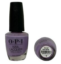 Opi Peru Collection 2018 Nail Lacquer Purple Don't Toot My Flute Nlp34