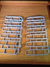 Indesit DI450 Small Plastic Cup Rack Set Of Two Dishwasher Part Genuine Original