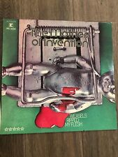 Mothers Of Invention Weasels Ripped My Flesh Dead Baby Cover German Zappa Lp