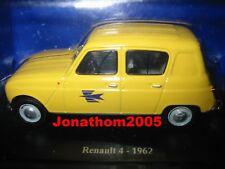 RENAULT 4 LA POSTE - 1962 au 1/43°