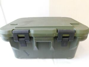 British Army Cambro UPC180 Insulated Food Transport Box [DSF]