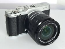 Fujifilm X-M1 16.3MP Digital Camera Kit with 16-50mm Lens and Accessories