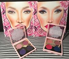 MAC X PATRICK STARR FLORAL REALNESS Palette All's Rosy DADDYSTARR NEW Eyeshadow