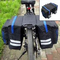 Bicycle Cycling Bike MTB Rear Seat Saddle Storage Pannier Pouch Bag Waterproof
