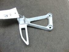 13 2013 HONDA CBR250 CBR 250 R CBR250R FOOT PEG BRACKET, REAR LEFT #Y34