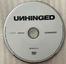 Unhinged (DVD,2020 )