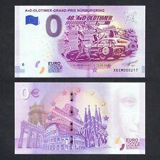 2018 GERMANY ZERO 0 EURO UNC > AVD-OLDTIMER-GRAND-PRIX NURBURGRING