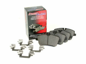 For 2006-2014 Hino 258LP Brake Pad Set Centric 48683SX 2007 2008 2009 2010 2011