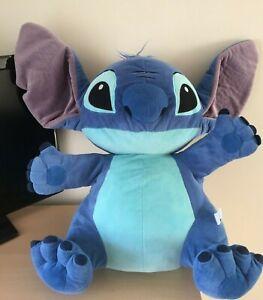 """Disney Lilo and Stitch Movie STITCH 18"""" Soft Plush Toy"""