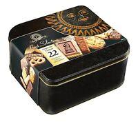 Lambertz 1kg Keksdose Best Selection 22 verschiedene Gebäckspezialitäten