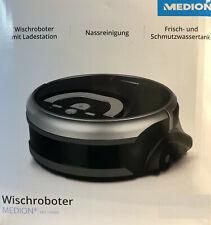 Medion Wischroboter MD18999 mit Ladestation Nassreinigung Neu & OVP