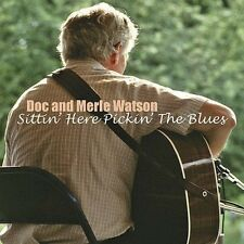 Doc Watson - Sittin Here Pickin the Blues [New CD] Bonus Tracks, Expanded Versio