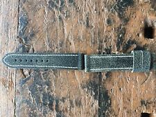 Officine Panerai Strap 24/22mm Vintage Leather XL-Cinturino Originale Pelle