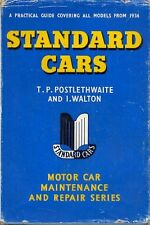Pearson's book of Standard Cars - all models from 1936-1958