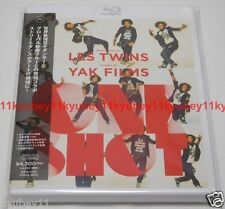 New LES TWINS x YAK FILMS ONE SHOT Blu-ray Disc Japan F/S 2013 DSW-1001