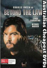 Beyond The Law DVD Charlie Sheen Australia
