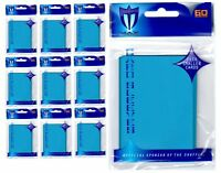 600 MAX PRO SMALL PREMIUM SKY BLUE DECK PROTECTORS SLEEVES Yugioh Lot - New!