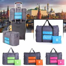 Waterproof Portable Foldable Travel Luggage Handbag Storage Organizer Bag 4color